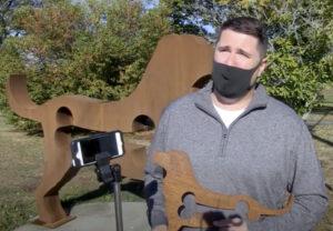 Havoc the Sculpture with Sean McDonald