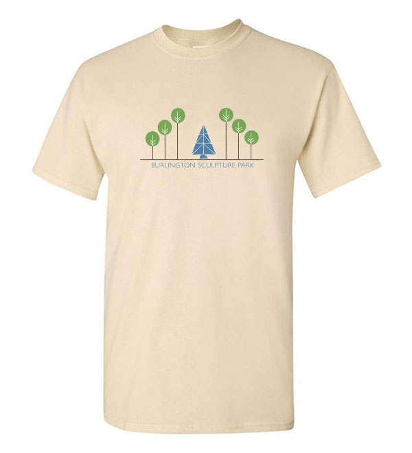Burlington Sculpture Park Tshirt